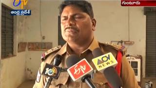 Police Surprise Raids On Cigarettes Companies at Auto Nagar in Guntur Dist
