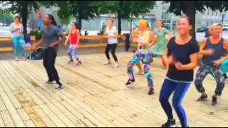 TRY-OUT CLASS: Afro-House & Mozambican Dance