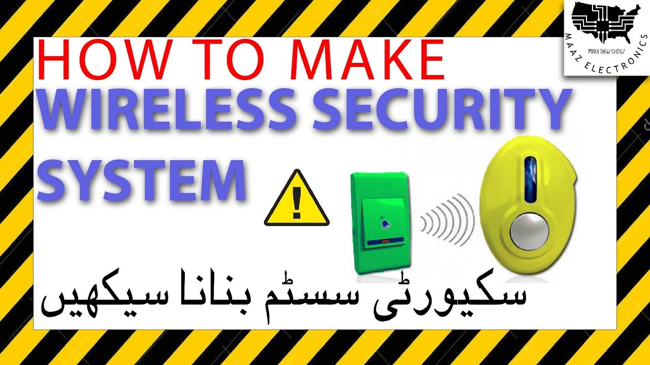 Wireless Security System Carrollton TX 75006