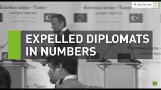 14 EU states expel Russian diplomats over Skripal case