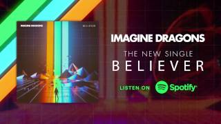 Imagine Dragons - Believer (official Teaser)