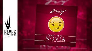 Jey - Quiere ser mi novia | Cover Audio