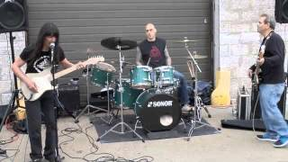 Silent Return - Come On (Let The Good Times Roll) - GP Car Show 5-18-2014