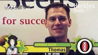 Serious Seeds @ Expogrow 2014 Irun