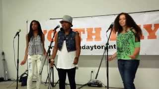 Sariyah Youth Day 2013 Audition (Taylor Swift cover)