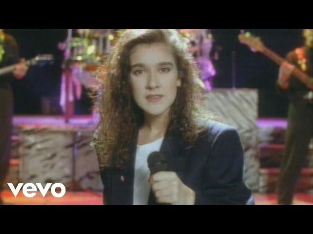 Videoclip oficial de 'Where Does My Heart Beat Now', de Celine Dion.