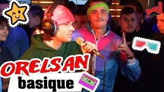Orelsan chante Basique en live - Guillaume Radio sur NRJ