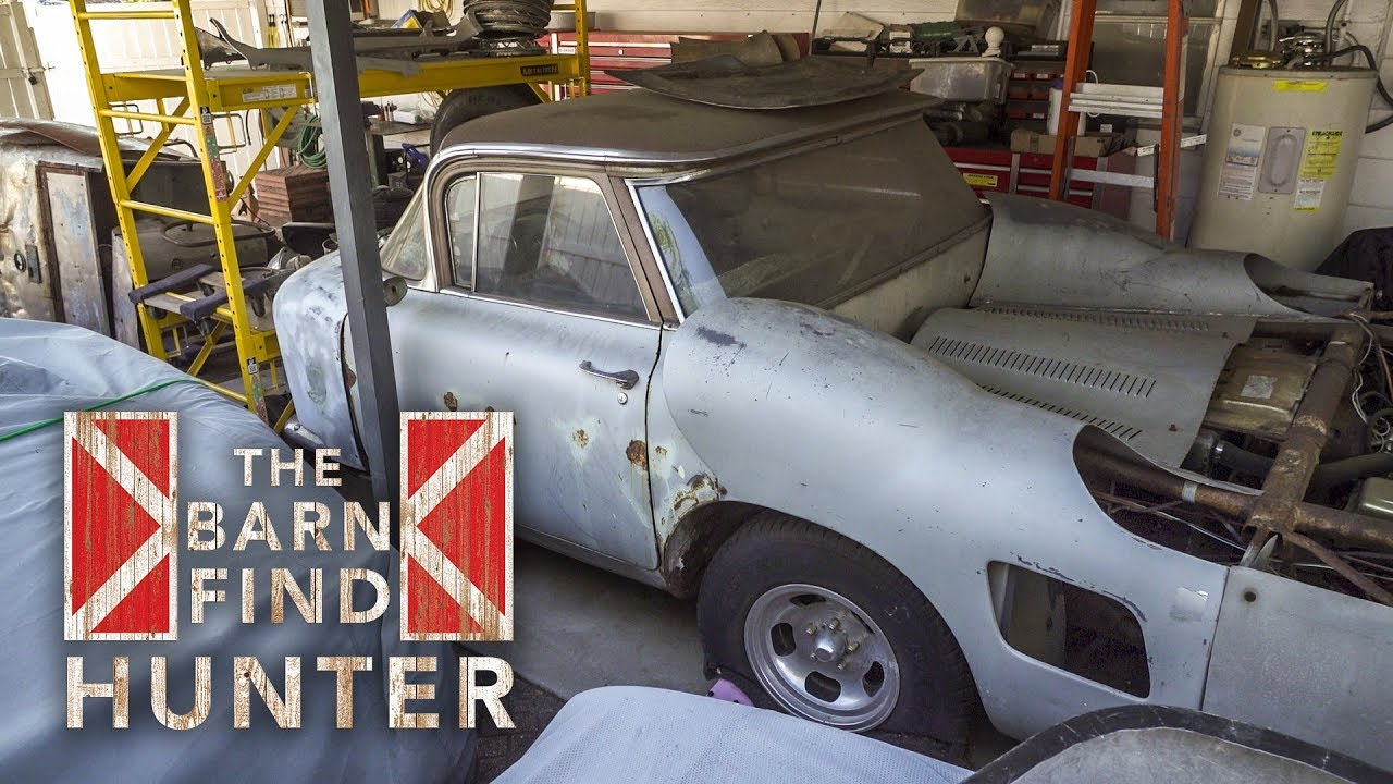 Barn Find Hunter: The Cheetah Transporter was a wild car-hauling hot rod the world forgot