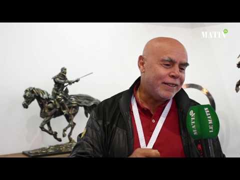 Video : Salon du Cheval D'El Jadida : Sahbi Chtioui ou le magicien des chevaux