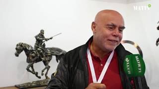 Salon du Cheval D'El Jadida : Sahbi Chtioui ou le magicien des chevaux