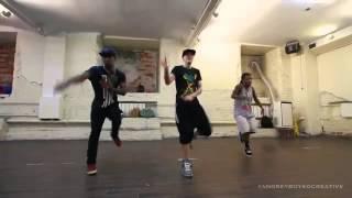 Andrey Boyko's AfroBeat Class dance with Gallaxy - BokoBoko (Slowly)