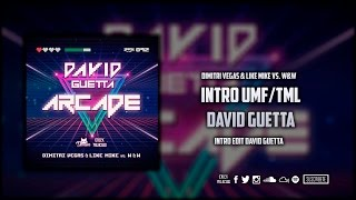 Intro Arcade David Guetta (Ultra Music Festival/Tomorrowland 2016)