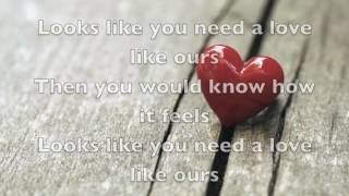 Estelle - Love Like Ours (Lyrics) Ft. Tarrus Riley