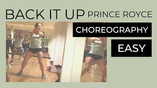 Cardio Dance Workout to Back It Up (Prince Royce ft. Pitbull)
