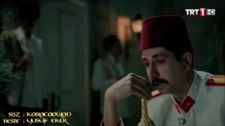 """Payitaht Abdülhamit 4. Bölüm """"Eman Efendim"""" Ağıt"""