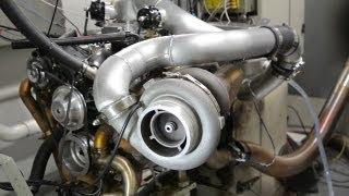 BOOSTING a V8 Chevy - KANARIS Engines