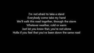Eminem I'M NOT AFRAID (LYRICS) - Album RECOVERY (2010) ~ PointNitOut ~