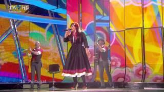 Eurovision Portugal 2009 - Flor-de-lis - Todas As Ruas Do Amor HD