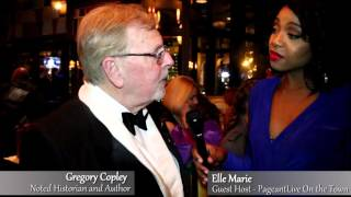 Gregory Copley - We Will Survive Cancer   PageantLive On the Town with Elle Marie
