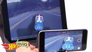 Movie Maker 1 | Hot Hacks | Hot Wheels