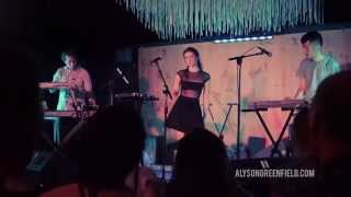 "Alyson Greenfield ""Dance Myself"" Live at Cameo"