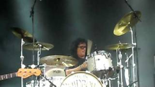 Over The Rainbow - Drum Solo - Intro to Stargazer - Norway Rock Festival 2010