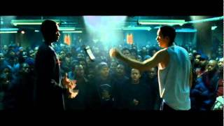 8 Mile (2002) Last Rap Battle (Papa Doc Vs. Eminem)