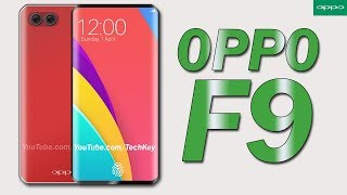 Oppo F9 - 5G, 30 MP Front Camera, 8GB RAM & 128GB Storage, Android P 9.0 [Concept]