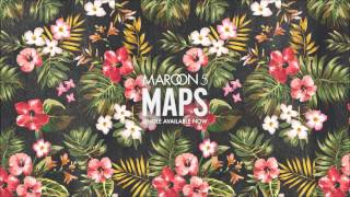 Maroon 5 - Maps (Penthox Remix)