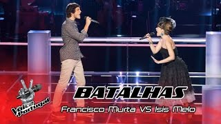 "Francisco Murta VS Isis Melo - ""Creep"" 
