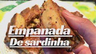 Empanada de sardinha / torta de sardinha