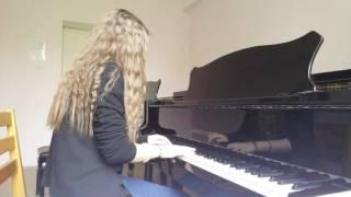 Ariana Grande Touch it piano cover