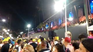 Daniela Mercury carnaval Salvador Bahia 2017