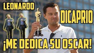 Discurso de Leonardo DiCaprio en Español después de ganar el OSCAR.