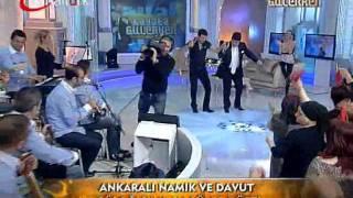 Davut Güloğlu & Ankaralı Namık - Fadimem { Hayata Gülerken } 23.02.2011