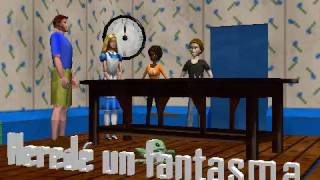 Heredé un fantasma - Agustina