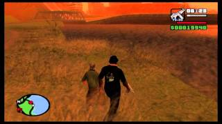GTA San Andreas Myhten Folge 3 Selbstmord Fotograph