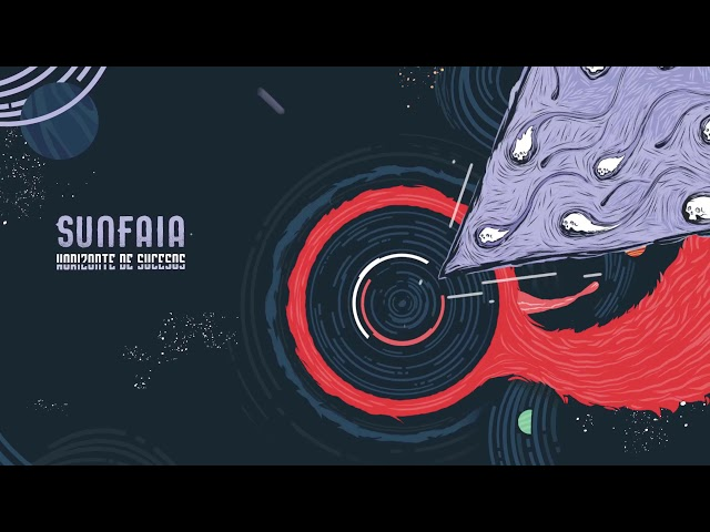"""""""Marea Negra"""" es el primer adelanto del nuevo disco de Sunfaia: Horizonte de Sucesos."""