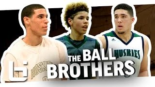 Chino Hills' Ball Brothers Are The BEST Show In America! Official Mixtape!