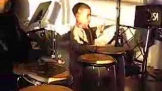 Miguel Russell-Conga Prodigy