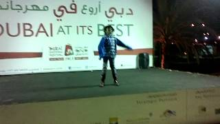 Arabic Music and Dance at DSF 2013