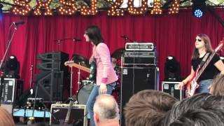 These Words - The Lemon Twigs Live at SXSW 2017 South By San Jose Hotel SXSJ