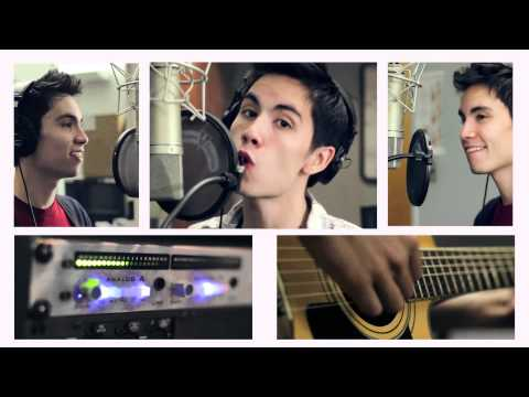 I Love The Way You Lie Dynamite Teenage Dream de Sam Tsui Letra y Video