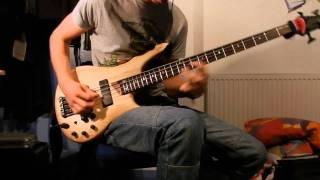 Kasabian - Club Foot [Bass Cover]