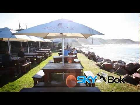 Skybok: Die Walskipper (Jeffrey's Bay, South Africa)