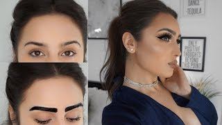 HOW TO: TINT EYEBROWS & LASHES AT HOME