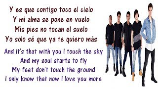 CNCO - Para enamorarte Lyrics English and Spanish - Translations & Meaning - Letras en ingles