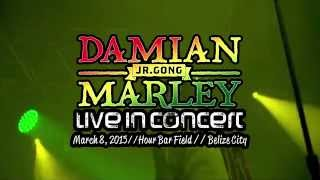 Damian Marley: LIVE Concert in Belize