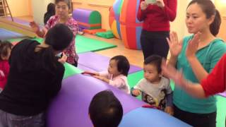 Phewa Freeze Song at Gymboree