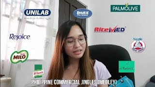 Philippine Commercial Jingles Medley (Reyanna Villena)